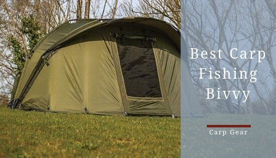 Best bivvy for carp fishing