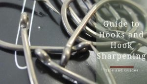 Carp fishing hooks and hook sharpening