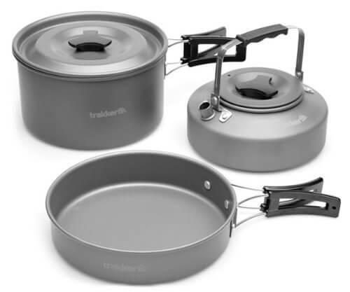 Trakker cookware set