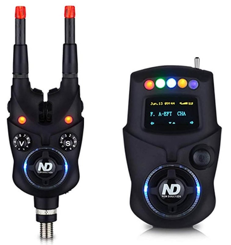 nd bluetooth alarms