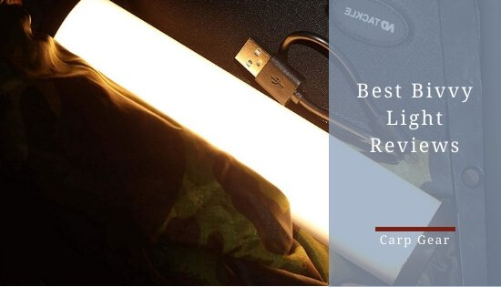 Best Bivvy Light for Carp Fishing
