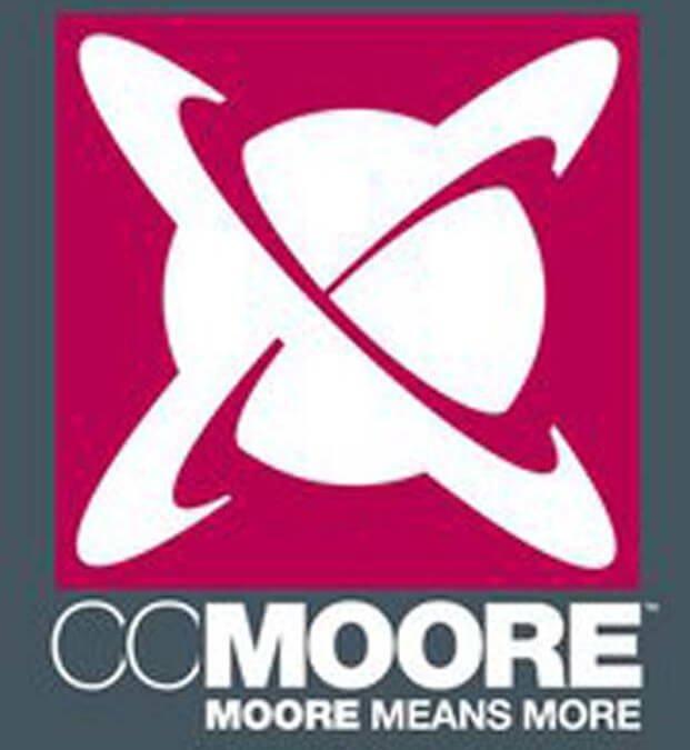 CC Moore Logo