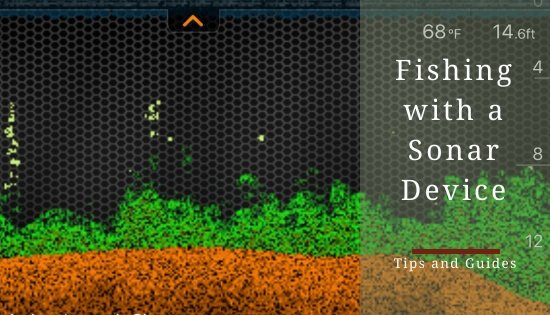 Carp Fishing with a Sonar Fish Finder
