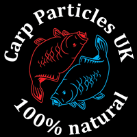 Carp Particles UK Logo