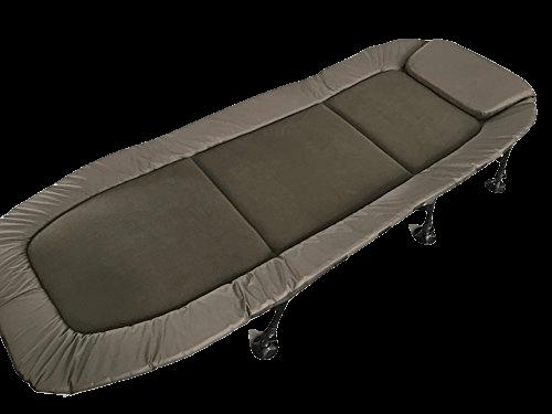 Cyprinus 6 leg bedchair