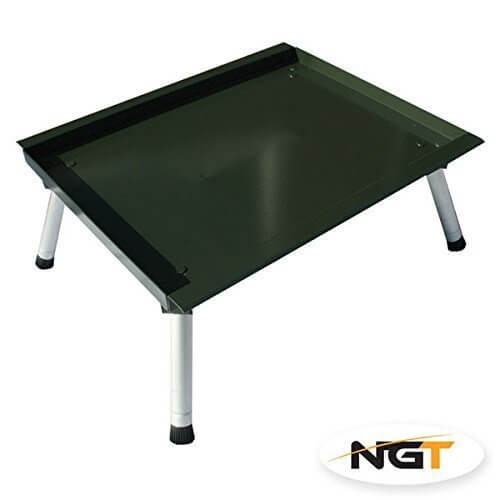 NGT carp fishing bivvy table
