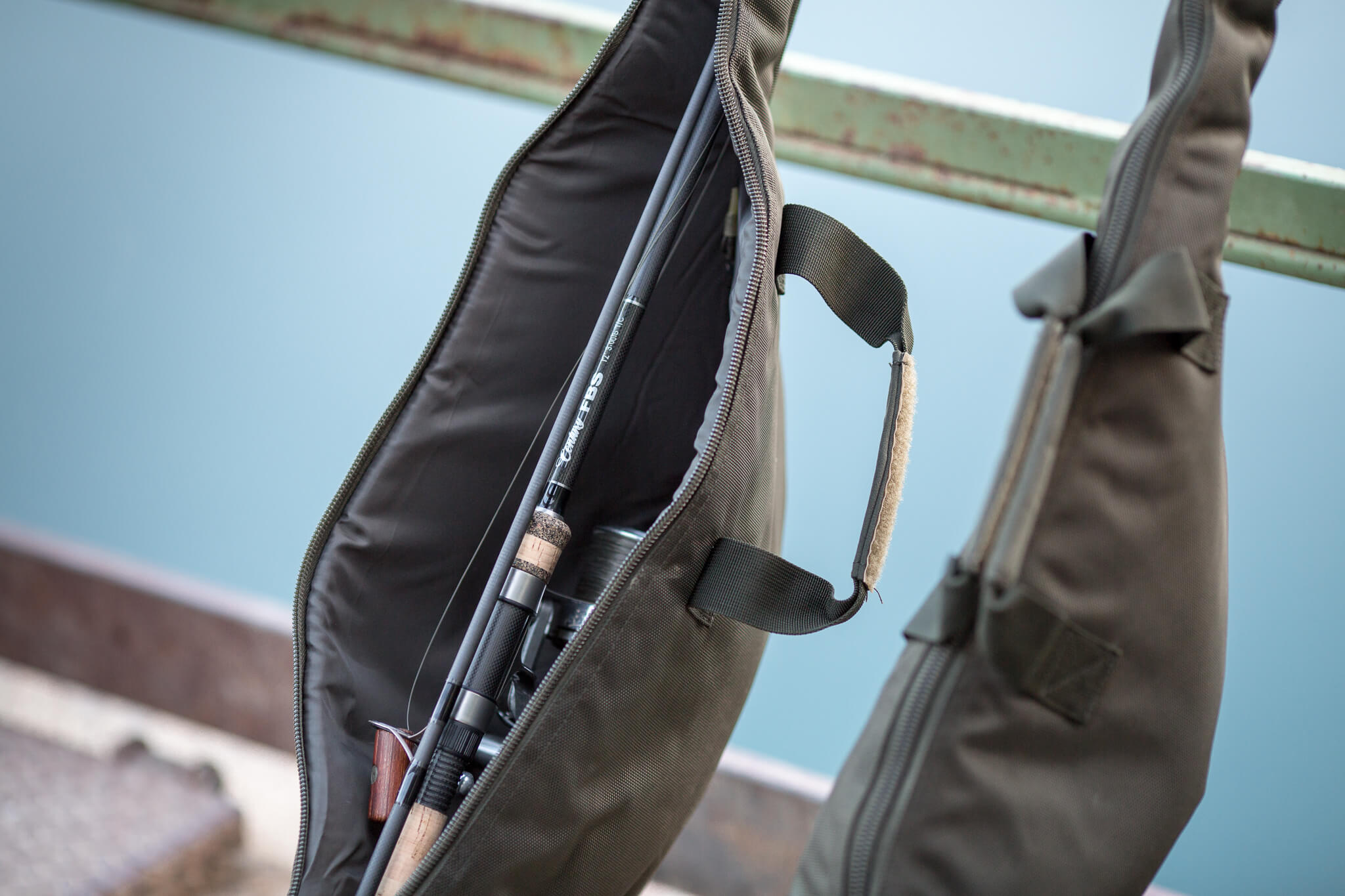 Solar Tackle Rod Holdall